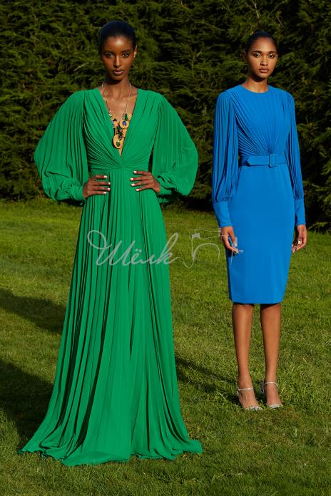 Платье Лето 2021 Тенденции Вечернее